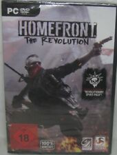 Homefront: The Revolution   - PC-DVD ROM  Game -  Day One Edition  - OVP