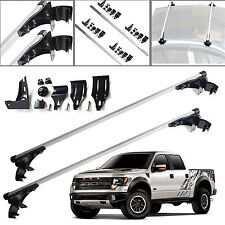 "For Ford F150 F350 F450 48""Car Top Luggage Cross Bar Roof Rack Carrier Skidproof"