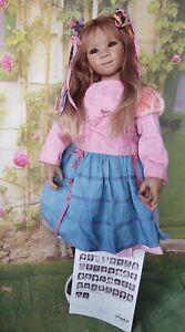 MARIJANA ~ 2005 World Himstedt Kinder Collection Doll ~ COA, Originals ~ EUC!