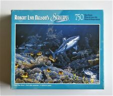 THEN SHE RISES Robert Lyn Nelson Seascapes Puzzle 750 piece Complete 2004