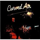 Curved Air -Live  CD NEW