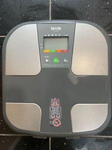 Tanita Bathroom Scales 626W Body Fat Body Composition
