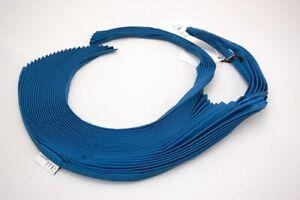 NWT ISSEY MIYAKE me Blue Pleats Bag 054 3094
