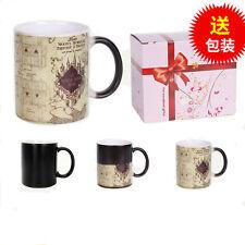 Harry Potter mug-Marauders map-Halloween gift-Magic mug-Mischief Managed mug