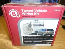 HOPKINS  Brakebuddy  Towed Vehicle wiring kit