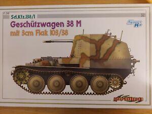 Cyber hobby 1:35 Geschützwagen 38M mit 3 cm Flak 103/38 6481