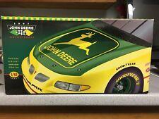 1/18 JOHN DEERE NASCAR CHAD LITTLE #97 PONTIAC GRAND PX 1997 ERTL #5525BA