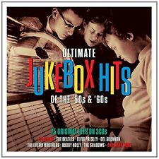 Ultimate Jukebox Hits Of The 50s 60s [3CD Box Set] -  (CD) - BRAND NEW
