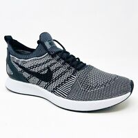 Nike Air Zoom Mariah Flyknit Racer Oreo White 918264 015 Mens Running Shoes
