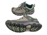Keen Womens US 9 EUR 39.5 Gray Waterproof Hiking Shoes