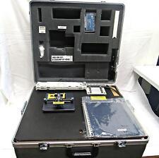AT&T ONI CSL Fusion Light Splice Fiber Optic Splicer 1048A Tool Kit w Case