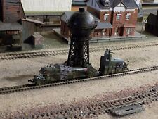 ARNOLD - TRIX, WWII MILITARY WAGONS WITH A DORNIER Do17 LOADED, SCALE N