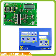 Zodiac Clearwater Lm3 / Lm2 Top Control PCB Board & Top Label -W082741 / W175971