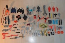 0247 Batman lot of accessories Animated Series Movie Forever - Kenner DC Comics
