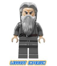 LEGO Minifigure - Gandalf no hat - Lord of the Rings minifig lor061 FREE POST