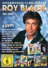 8 Klassiker ROY BLACK Musikfilme HEIMAT Komödien USCHI GLAS Unser Doktor DVD BOX