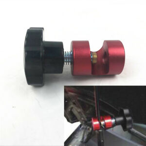 Universal Car Door Hood Trunk Pneumatic Rod Post Damper Stopper Anti-skid Tool