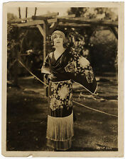 AILEEN PRINGLE Portrait KIMONO Asie JAPON Mode FASHION Costume ORIGINAL Photo