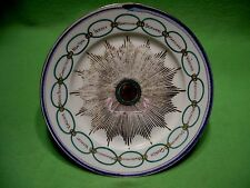 Antique S&S Limoges France Martha Washington ' States ' china plate. Ouroboros