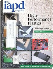 The IAPD Magazine - 2004, April - The Plastics Sales Trade Magazine!