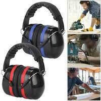 Folding Ear Defenders 35dB Protectors NRR Plugs Noise Hunting Shooting Ear Muff