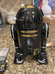 Sphero Droids R2-Q5 App-Enabled Droid  STAR WARS COMPLETE With FORCE BAND!!
