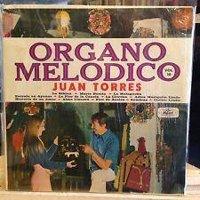 [SOUL/LATIN]~EXC LP~JUAN TORRES~Organo Melodico~{Vol. Volume #10}~