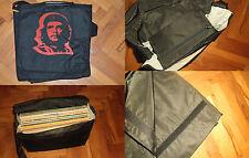 """Che Guevara DJ vinyl records shoulder carrying bag case 12"""" LP Maxi singles"""