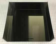 Genuine OEM Electrolux STAINLESS STEEL DRAWER ASSEMBLY W/GLIDES 808248901
