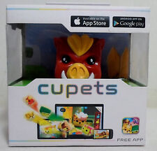 CUPETS ELECTRONIC PETS - BUSH PET FOR APPLE ANDROID IOS w/ FREE APP. SEALED