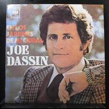 Joe Dassin - En Los Jardines De Mi Ciudad LP Mint- 14-1111 Colombia Vinyl Record
