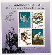 FRANCE Bloc feuillet  neuf N° YT 18  peintre ornithologue : JJ Audubon  BL 76