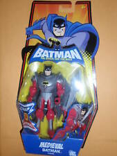 Batman The Brave and The Bold MEDIEVAL BATMAN figure