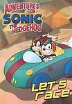 Adventures of Sonic the Hedgehog: Lets Race (DVD, 2010) SEALED FREE S/H