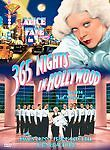 365 Nights in Hollywood (DVD, 2003) The 1934 Lost Musical,,,Found! New/Sealed