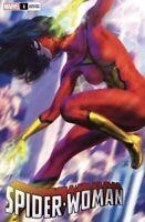 Spider-Woman #1 Artgerm Variant Cover Marvel Comics 2020