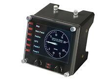 Logitech - Pro Flight Instrument panel