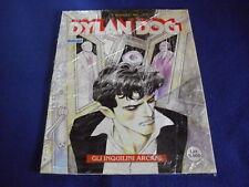 DYLAN DOG GLI INQUILINI ARCANI - 1° EDIZIONE COMIC ART a colori 1989 ROI SCLAVI