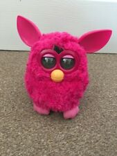 Hasbro 2012 Furby Pink Fluffy Interactive Talking Pet Childrens Toy