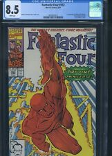 Fantastic Four  #353 CGC 8.5 1st Appearance & Cover of Mobius M. Mobius