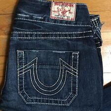 TRUE RELIGION *SAMMY BIG T* JEANS SIZE 29 *SOLD OUT*