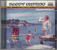 Happy Sixties  Les Scoubidous Kosinos Sound Library French CD FASTPOST