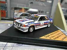 OPEL Ascona B 400 Rallye TAP Portugal WM #2 Röhrl 1982 UMBAU based Vitesse 1:43
