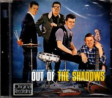 CD - THE SHADOWS - Out of the shadows