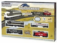 Bachmann 00691 HO THOROUGHBRED TRAIN SET NS E-Z Track Norfolk Southern New i