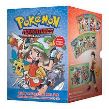 Pokemon Adventures Ruby & Sapphire Box Set ' Kusaka, Hidenori Manga in english