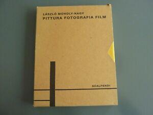 bauhaus buch 08 malerei photographie film l. moholy-nagy Pittura Fotografia Film