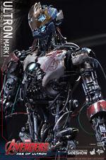Hot Toys--Avengers 2: Age of Ultron - Ultron Mark I 1:6 Scale Figure