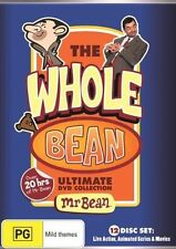 The Whole Bean Collection (DVD, 2014, 6-Disc Set)