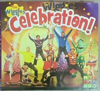 The Wiggles Celebration! CD ABC For Kids VGC Sent Tracked